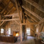 Baker Bridge Barn Licoln Massachusetts, timberframe, reclaimed wood, beams, stone fireplace, garage, workshop, barn, greenhouse, loft, cupola