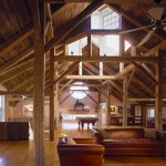 The Clock Barn Carlisle Massachusetts, post and beam, recycled barn, cupola, wood