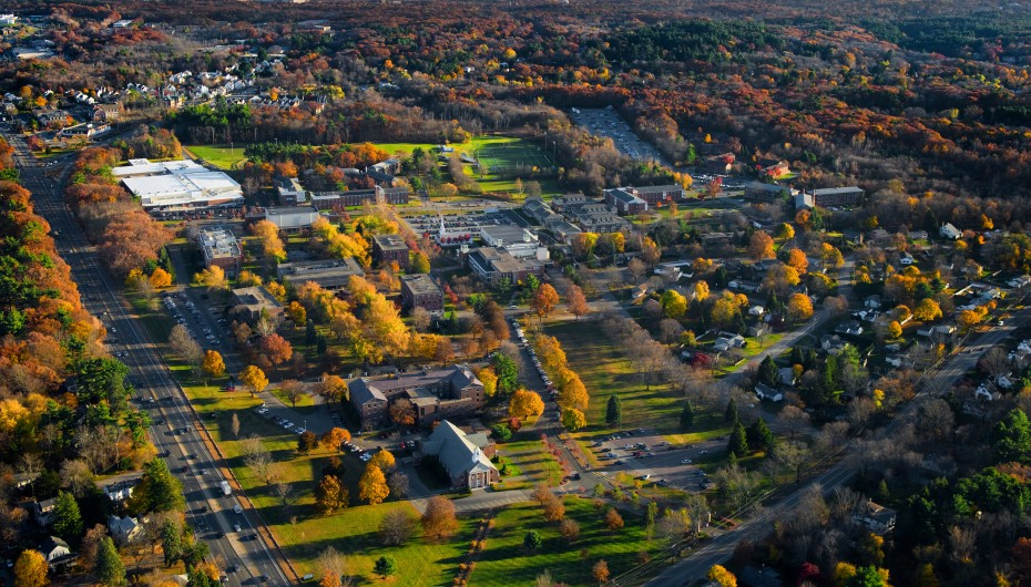 Merrimack College Campus Master Plan Dsk Dewing Schmid Kearns